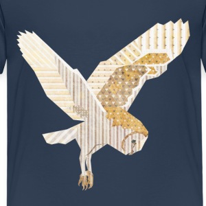 Barn Owl T-Shirt - Kid's - Kids' Premium T-Shirt