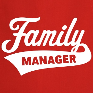 Family Manager  Aprons - Cooking Apron