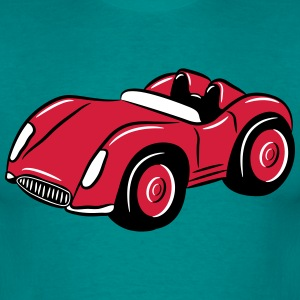 Racing Car Toy T-shirts - Mannen T-shirt