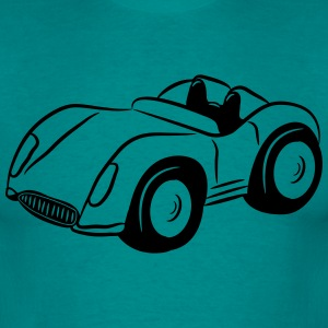 Racing Car Toy T-Shirts - Men's T-Shirt