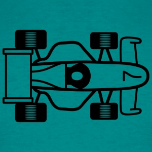 Racing Car Toy Boys T-shirts - T-shirt herr