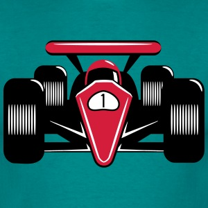 Race car fast race Motorsport T-Shirts - Men's T-Shirt