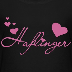 Haflinger Love T-Shirts - Teenager Premium T-Shirt