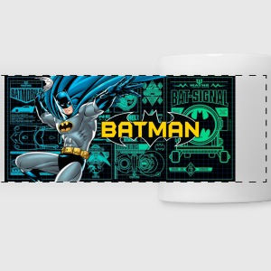 Batman Bat Signal mok - Panoramamok