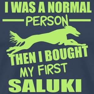 Normal Person - Saluki Tee shirts - T-shirt Premium Homme