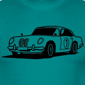 Racing Car Sport Sport Race T-shirts - Herre-T-shirt