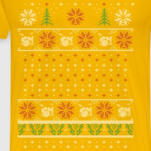 Sun yellow  T-Shirts - Men's Premium T-Shirt