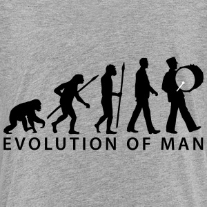 evolution_spielmannszug_pauke_112015_c_2 T-Shirts - Teenager Premium T-Shirt