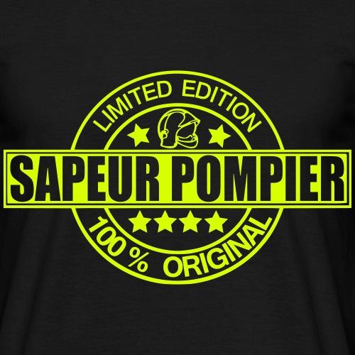 Pompiers Sapeur Pompier Limited Edition