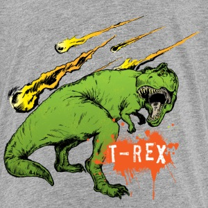 Animal Planet Teenager T-Shirt Tyrannosaurus Rex - Teenager Premium T-Shirt