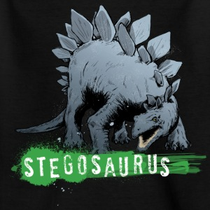 Animal Planet teenage T-shirt Stegosaurus - Teenager-T-shirt