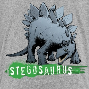 Animal Planet Teenager T-Shirt Stegosaurus - Teenage Premium T-Shirt