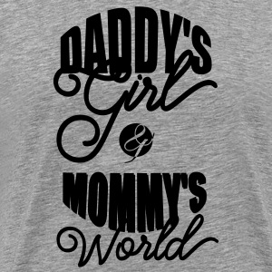 Daddy's girl Tee shirts - T-shirt Premium Homme