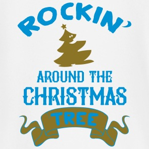Rockin around the christmas tree Långärmade T-shirts baby - Långärmad T-shirt baby