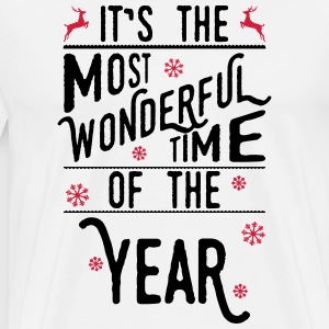 It's the most wonderful time of the year T-Shirts - Männer Premium T-Shirt