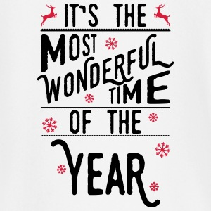 It's the most wonderful time of the year Langærmede shirts til babyer - Langærmet babyshirt