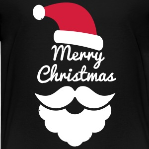 Merry Christmas Santa Clause Shirts - Teenage Premium T-Shirt