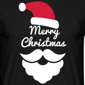 Merry Christmas Santa Clause T-shirts - Mannen T-shirt