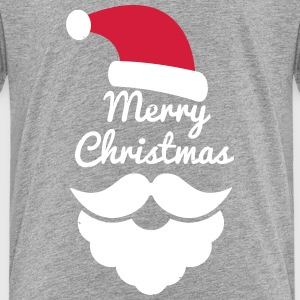 Merry Christmas Santa Clause Shirts - Kids' Premium T-Shirt