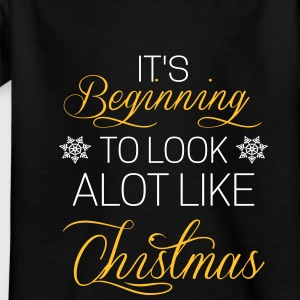 It's beginning to look alot like chistmas T-Shirts - Teenager T-Shirt