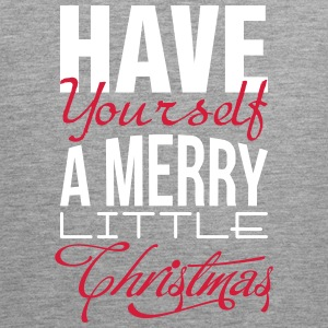 Have yourself a merry little christmas Tanktops - Mannen Premium tank top