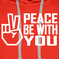 Design ~ PEACE BE WITH YOU
