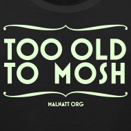 Design ~ Tank TOO OLD TO MOSH