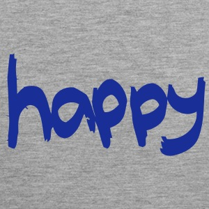 Happy Tank Tops - Tank top premium hombre