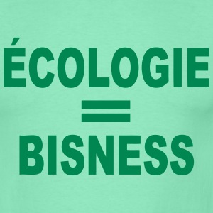Ecologie = bisness Tee shirts - T-shirt Homme