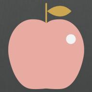Motif ~ sac pomme vintage