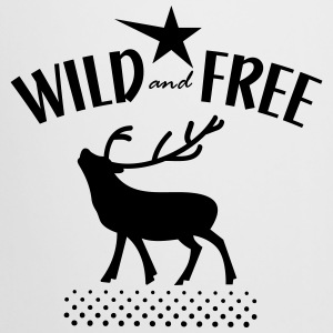 wild and free Mugs & Drinkware - Beer Mug