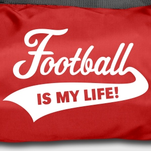 Football Is My Life! Bags & Backpacks - Duffel Bag