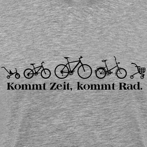 Kommt Zeit, kommt Rad.