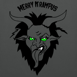 Merry Krampus Nikolaus Bags & Backpacks - Tote Bag