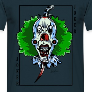 Fake Clown - Männer T-Shirt