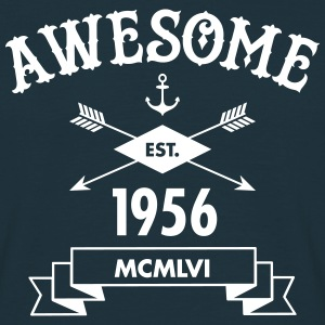 Awesome Est. 1956 Tee shirts - T-shirt Homme