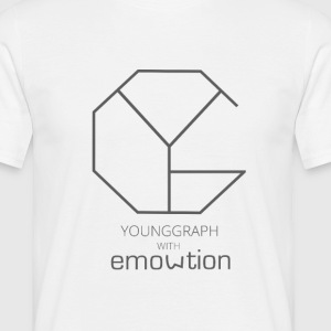 YoungGraph With EmoWtion - Tee-Shirt Homme Light - T-shirt Homme