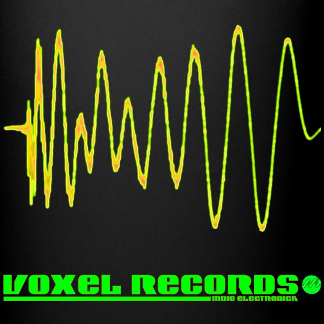Voxel Records BOOM Mug