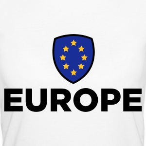 The Union Flag of Europe T-Shirts - Women's Organic T-shirt