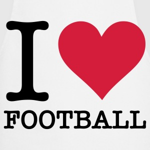 I love football!  Aprons - Cooking Apron