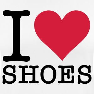I love shoes! T-Shirts - Women's Breathable T-Shirt