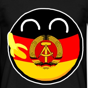 East Germanyball T-shirts - Herre-T-shirt