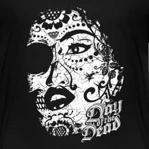 Sugar Lady - Day of the Dead T-Shirts - Teenager Premium T-Shirt