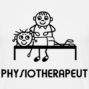 Physiotherapeut Physiotherapy T-Shirts - Men's T-Shirt