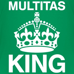 Multi-tasking Crown Shirts - Kids' Premium T-Shirt