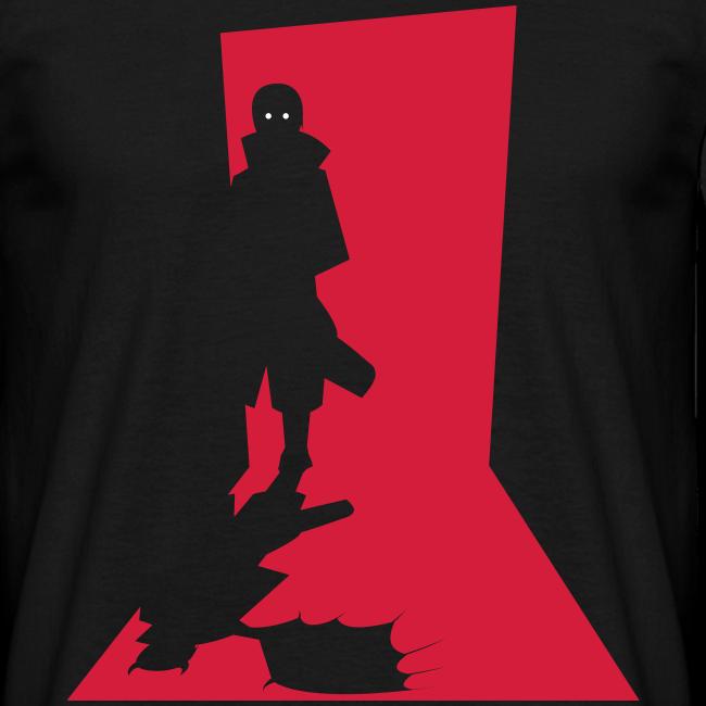 Monster in the Door Herre-T-shirt