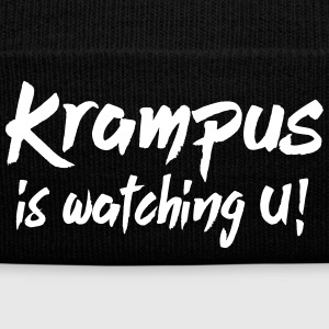 Krampus is watching U! Caps & Hats - Winter Hat