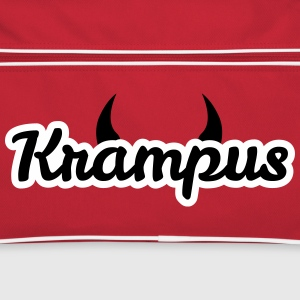 Krampus  Bags & Backpacks - Retro Bag