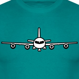 Plane landing undercarriage lift T-Shirts - Men's T-Shirt