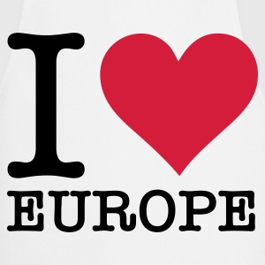 I love Europe!  Aprons - Cooking Apron